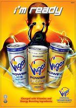Vigor Power energy drink