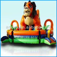 The Lion King amusement park inflatable slide big