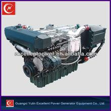 Popular marine diesel engine with gear box