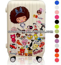 the newest fashion universal wheel trolly luggage/travel luggage