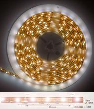 Cool white flexible LED strips waterproof
