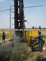 china drill rig manufacturer! 200m deep mini water powered generators