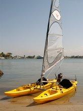 Switch - catamaran sailboat