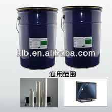 optical transparent silicon adhesive for films liquid silicone silicone caulk