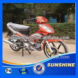 SX110-4 Gas Disc Brake Air-cooling 100CC Cub Motorcycle
