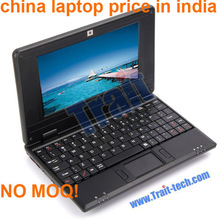 7' china laptop price in india Android 4.0,VIA8850 CORTEX A9 1.2Ghz,512MB,4G,WIFI,3G,3D G-SENSOR,HDMI,Netbook,mini computer