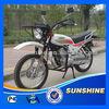 SX150-5A Disc Brake Air-cooling Gas 125CC Dirt Bike For Sale Cheap