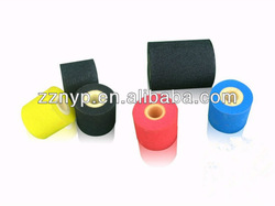 hot solid ink printing ink roller