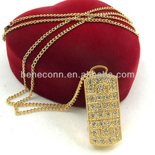 Necklace USB Pendrive 1GB-32GB