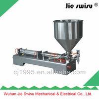 lotion mixer cosmetic machine filling machine
