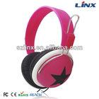 LX-111 auriculares de moda