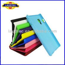 Multi-color Hot Selling Rubber Hybrid Mobile Phone Hard Case for LG E610 E612 Optimus L5