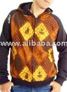 Batik Parka - JM-0102 Jacket