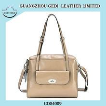 2013 guangzhou factory milano fashion vintage tote handbag for lady