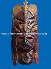 african handicrafts &engraved glassware