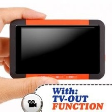 MP5 Player 8GB with 3.0 wide screen