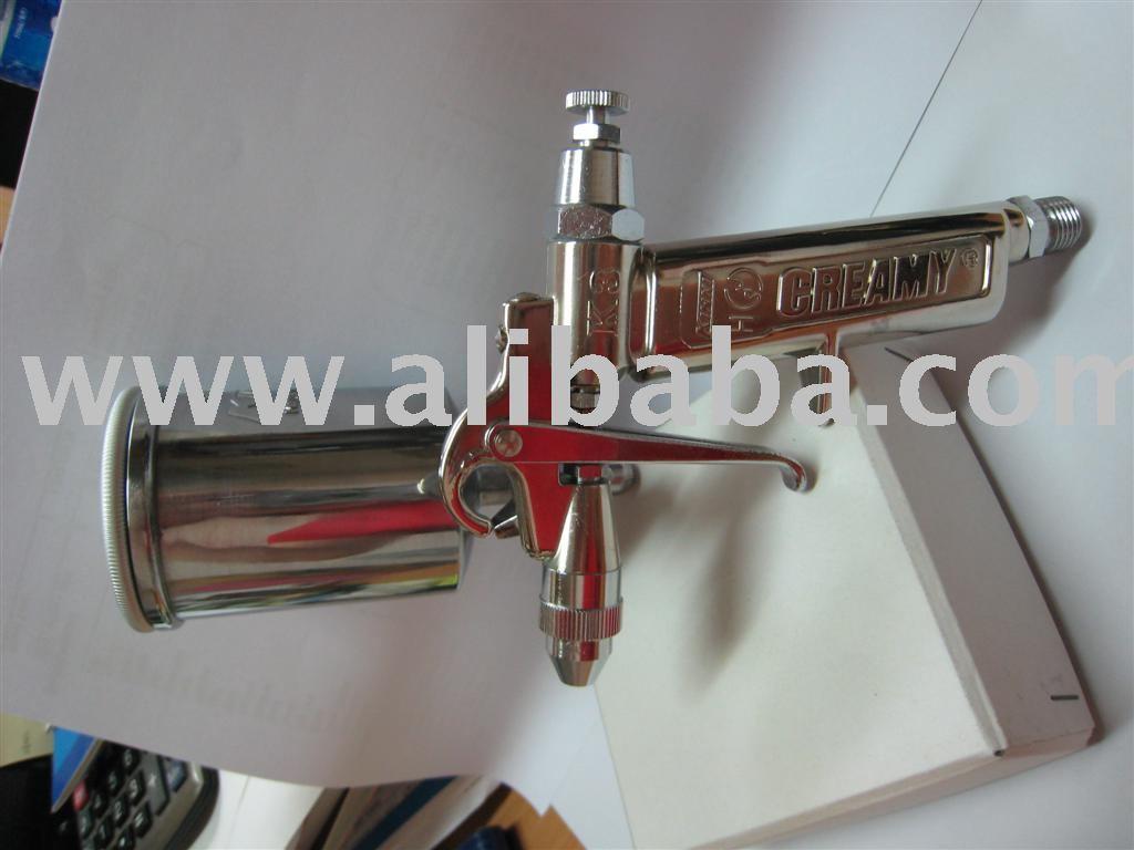 kinki hand air spray gun creamy k 3a 05 buy spray gun product. Black Bedroom Furniture Sets. Home Design Ideas