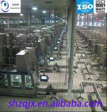 Zhongqing/1.5 thr lattecondensato linea di produzione/impianto/macchina/centralina