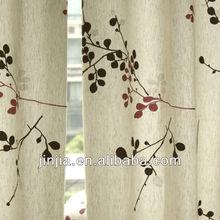 M2280 japanese poly cotton new design print curtain fabric