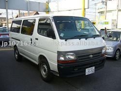 2003 Toyota HIACE Van 5door 3/6 RHD Japanese Used Cars