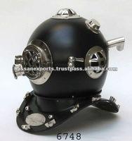 Nautical Diver's Helmet Mark- V antique, diving helmet