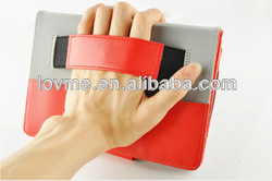 Deluxe Keep In Hand Wallet Leather Smart Stand Case Cover With Card Slots Holder For ipad Mini