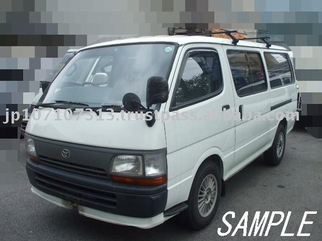 Toyota Hiace. Van, TOYOTA HIACE VAN