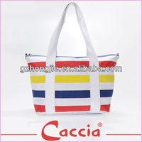 Classical canvas reusable shopping bag wholesale