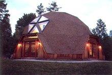 prefabricated dome home