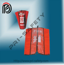 fire extinguisher cover for protable type
