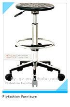 Guangzhou Flyfashion laboratory furniture/ SF-10 adjustable school metal lab stool