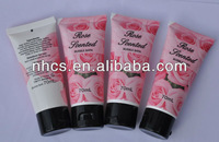 plastic tube for cosmetic