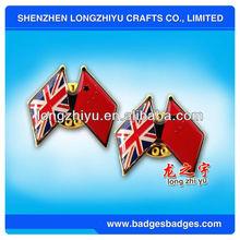 Countries National Metal Custom Flag Metal Flag Lapel Pin Badge