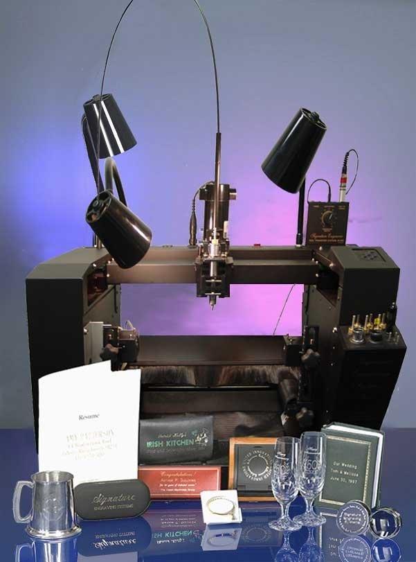 Signature 8080 Plus engraver