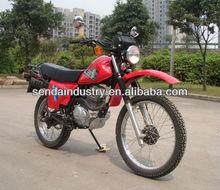 125CC Classical Best-selling dirt bike SD125GY Cheap dirt bike off road
