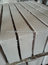 Heat Resistant Materials Calcium Silicate Partition Board --- Low Thermal Conductivity and High Strength