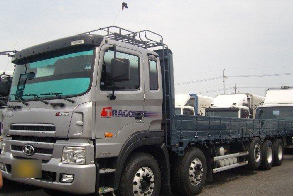 Hyundai  group  Hyundai_11_5Ton_Truck_Korea_Used