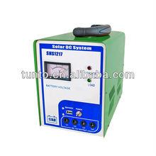 12V 20W solar panel/ LED+ USB+ Battery+ portable solar energy system