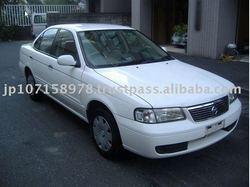 2003 Nissan Sunny EX Saloon used car #2811