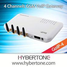 GoIP-4 voip gateway provider