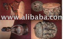 ANCIENT WOOD CRAFT