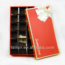 Gold Stamping Chocolate box / Sweet box *FB20130708-10