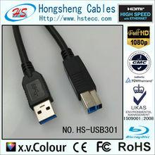 Cheap bare copper usb 3.0 cable usb supplier