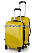 polycarbonate laptop case with vision spinner wheels