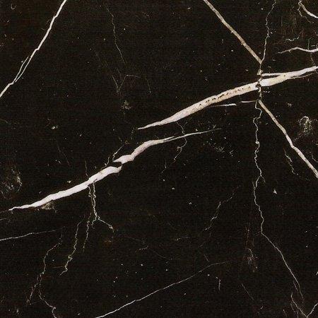 Toros de mármol negro