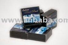 Cyleina Organic Black Pearl Soap