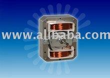 Shaded pole induction motors