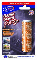 Rapid Steel Putty