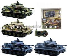 1:72 5ch rc tank toys