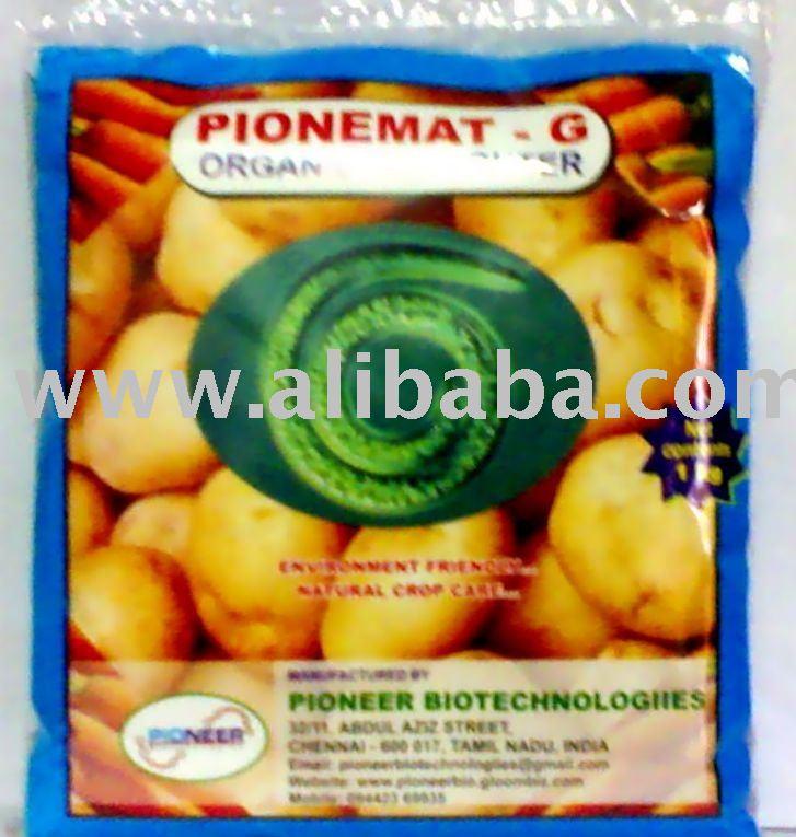 Pionemat - g orgánico Nematicide